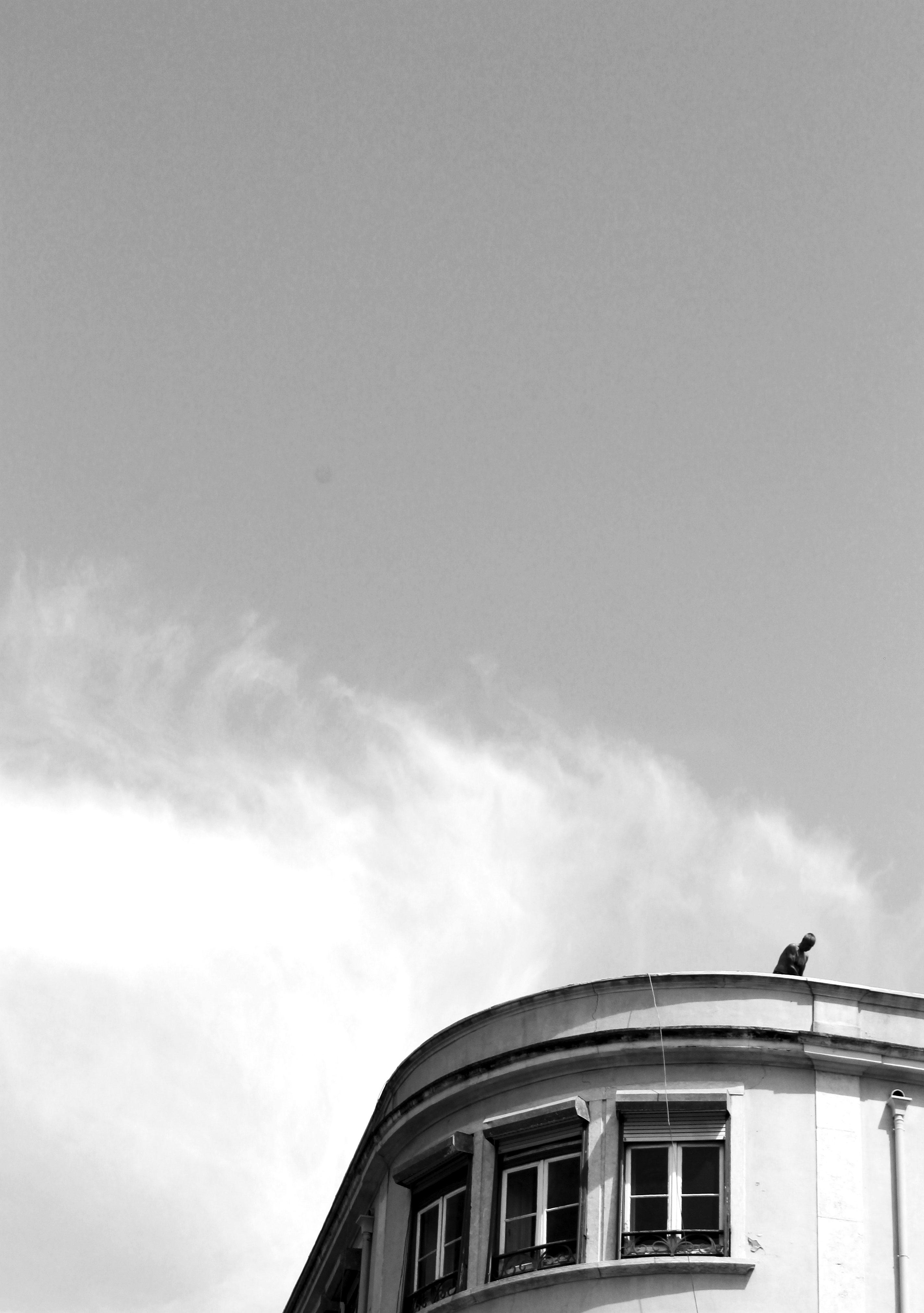 Sky corner