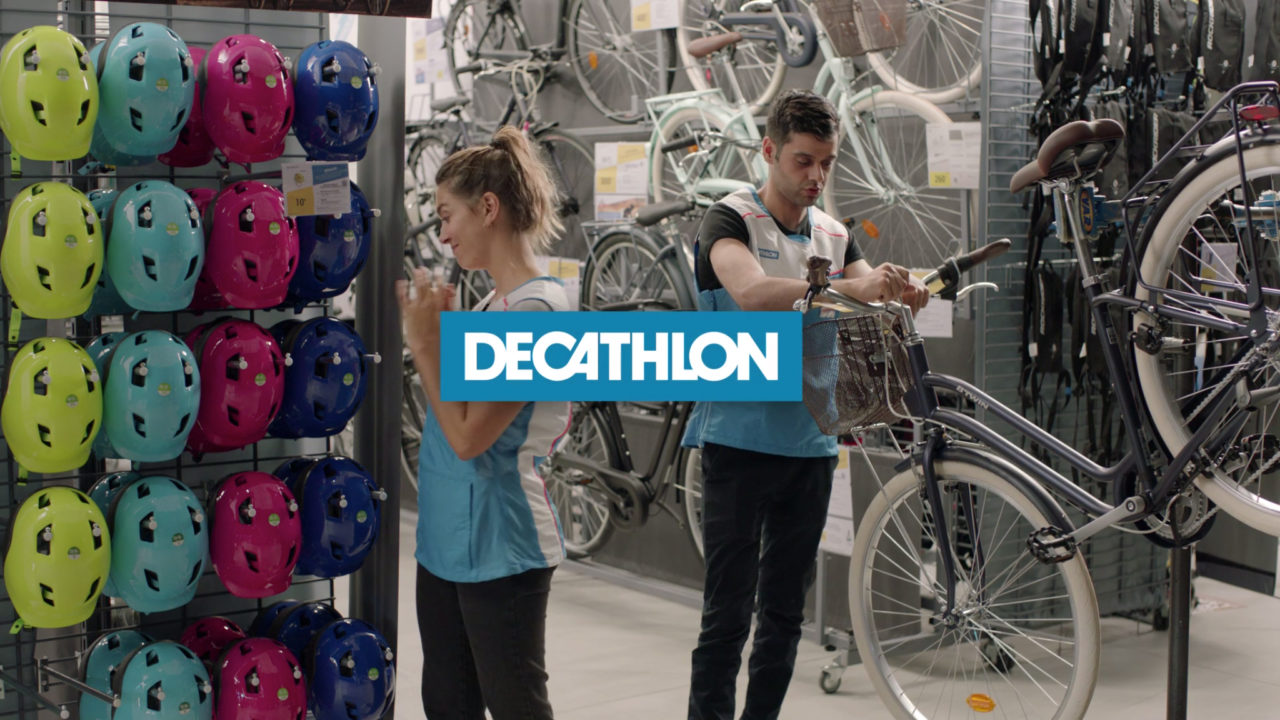 DECATHLON – C'est la passion qui parle (TVC)